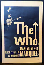 10X15 Poster 1966 The Who Marquee / 1967 Love Bob Dylan Marjike Kroger The Fool