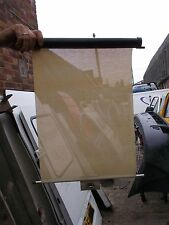 RENAULT MASTER MOVANO INTERSTAR 2004-2010 Side Window A RULLO (38x52 cm)