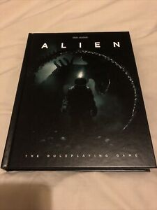 RIDLEY SCOTT'S FREE LEAGUE ALIEN - THE ROLE PLAYING GAME BRAND HARDBACK BOOK