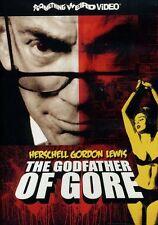 Herschell Gordon Lewis: The Godfather of Gore (2011, DVD NIEUW)