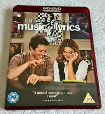 Music and Lyrics (2007) -- HD DVD - UK