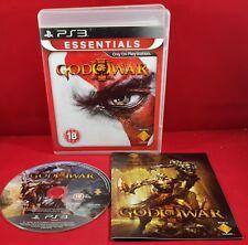 God of War III (Sony PlayStation 3) VGC