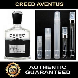Creed Aventus for Men - Batch 20E01N - Travel/Tester Sample - 2ml/5ml/10ml/30ml
