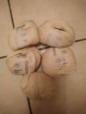 250g ROWAN BAMBOO SOFT wool YARN  - 102 GOLDEN YELLOW 3.75mm DK - nice drape