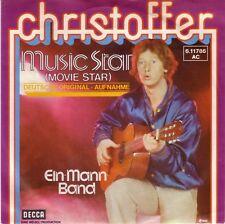 """7"""" Music Star(Moviestar) - Christoffer"""
