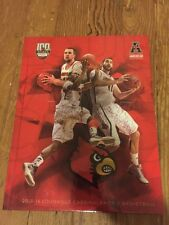 2013-2014 University of Louisville UofL Cardinals BASKETBALL Media Guide BOOK