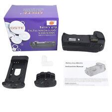 DSTE MB-D10 MBD10 Battery Grip For Nikon D300 D300S D700 D900 Camera as EN-EL3E