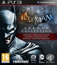 Batman Arkham Trilogy Collection PS3 - totalmente in italiano