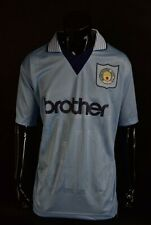 The Citizens 1996 SCORE DRAW Manchester City Home Shirt SIZE XL (adults)
