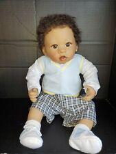 Ashton drake doll by Linda Murray fully poseable lifelike baby boy doll Michael