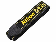 Nikon Japan Camera Neck official Strap AN-DC4 for D300S Black Yellow