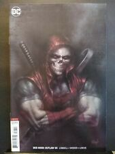 RED HOOD OUTLAW #33 🔥HOT COVER ~LUCIO PARRILLO VARIANT ~ NM+ 9.6 CGC IT!