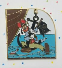 Disney Pirates Goofy Disney Pin