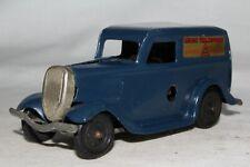 Triang Minic 591ms Ford Luce Consegna Furgone, Blu, Carino Originale