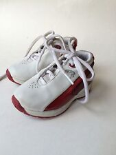 SHAQ-Red-White Athletic Shoes-Toddler SZ 5-Basketball-baby-34-Sneaker-sports