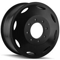 "Cali Off-Road 9105 Brutal Dually Inner 20x8.25 8x6.5"" Black Wheel Rim"