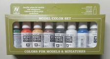 17ml Bottle Wargames Basics Model Color VALLEJO HOBBY PAINT MODELING SET 70103