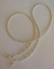 """""""Classic Pearls""""  Glasses Chain Eyeglass Holder Glasses Holder"""