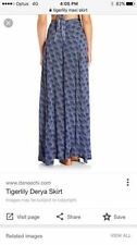 Tigerlily Rayon Long Skirts for Women
