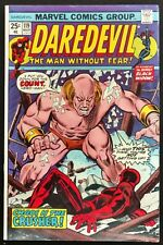DAREDEVIL #119 GLOSSY F/VF 1975 BLACK WIDOW THE POWER OF THE CRUSHER!!