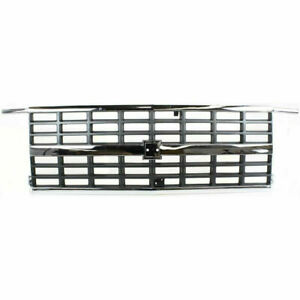 NEW GRILLE FITS CHEVROLET VAN FULL SIZE G10 G20 G30 P30 GM1200241 15667812