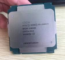 Intel Xeon E5-2686 V3 QS 2GHz 18 Core 36 Thread 45M 120W LGA2011-3 CPU Processor