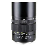 Zhongyi MITAKON Creator lens 135mm f/2.8 for Canon EF  Nikon F  Pentax K  camera