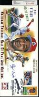 Ozzie Smith Psa Dna Autograph High End Hof Fdc Cache Authentic Hand Signed