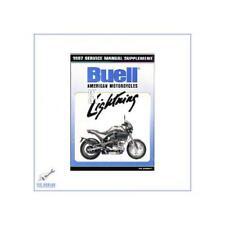 Harley Davidson buell s1 lightning (96-98) - Service manual