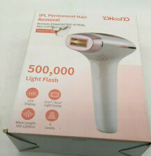 YOHOOLYO Hair Removal for Women IPL Permanent Hair Removal 500,000 Flashes
