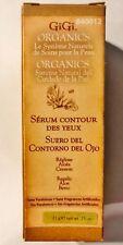 GiGi Organics Natural Skincare System Eye Contour Cream .75 oz.