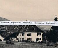 Kandern im Schwarzwald - Jugendherberge -  um 1935 - selten  N 12-7