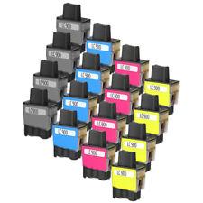 Cartuchos de tinta compatible non oem LC900 XL para impresoras Brother DCP y FAX