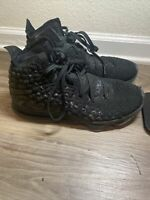 Lebron XVII 17 Black Global Currency Basketball Mens Sz 11 Shoes BQ3177-001