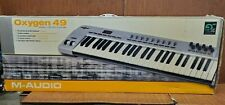 M Audio Oxygen 49 MIDI Controller Keyboard