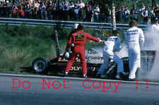 Mario Andretti JPS Lotus 79 Swedish Grand Prix 1978 Photograph
