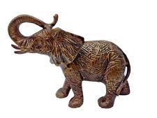 Decorative Aluminium Elephant Statue Sculpture