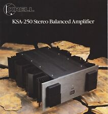 KRELL POWER AMP KSA 250
