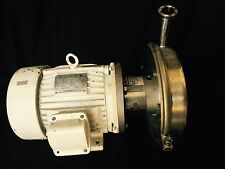 Alfa Laval Solid C-3M190-S2ES18T0 Pump w/ Sterling JH0034PFA 3hp 1725rpm Motor