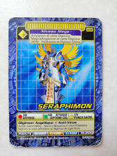 Digimon Digi-Battle Card Game Series 3 French Seraphimon Jd-158