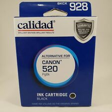 Calidad Compatible Canon 520 Black Printer Ink Cartridge PgBk