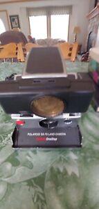 Vintage polaroid sx-70 film camera