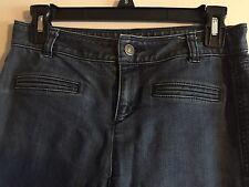 The Loft Trouser Jeans - size 0 petite - Excellent condition!