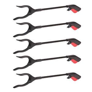 "5 Pc Easy Reach Grab Grabber Pick Up Reaching 31"" Tool Stick Extend Reacher Gift"