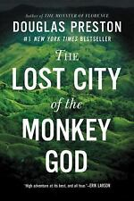 The Lost City of the Monkey God: A True Story (Paperback or Softback)