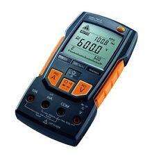 Testo True-rms Multimetro 1 Pezzo 0590 7602 (u1t)