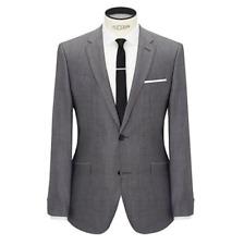 Kin By John Lewis Slim Fit Stamford Suit Jacket, Chrome Size 38L RRP £109 BNWT