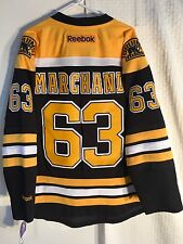 Reebok Premier NHL Jersey BOSTON Bruins Brad Marchand Black sz XL
