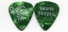 Beach Boys 50th Anniversary 2012 Tour Guitar Pick Scott Totten concert stage #2
