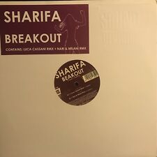 SHARIFA • Breakout • Vinile 12 Mix • 2008 SOUND VISION